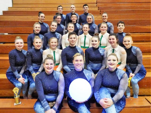 Help the brigs winter guard get to Dayton!